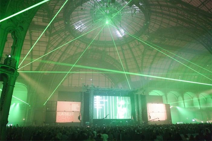 La Nuit SFR Live Concerts 2011, Grand Palais - © Quentin Cherrier
