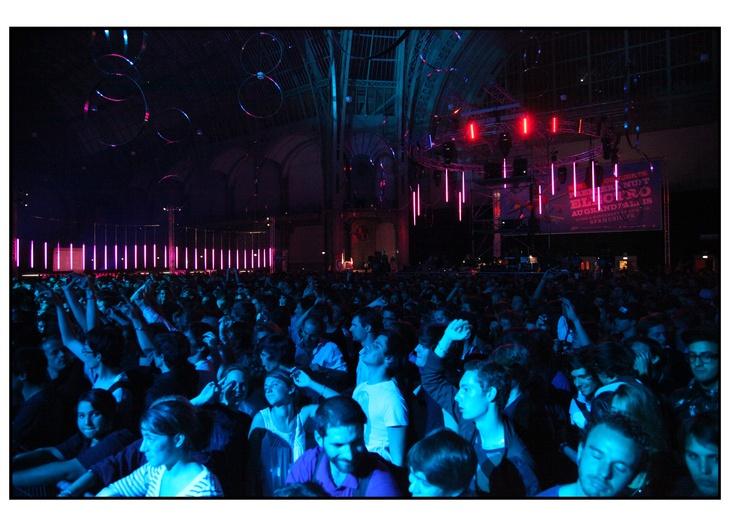 La Nuit SFR Live Concerts #1 - © Lucien Perochon