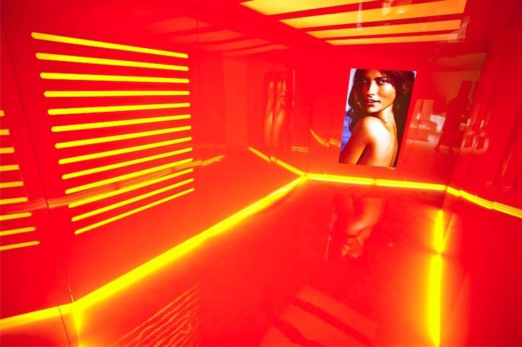 Lancaster Dare To Tan, lancement presse au Studio Stella - © Valentin Le Cron