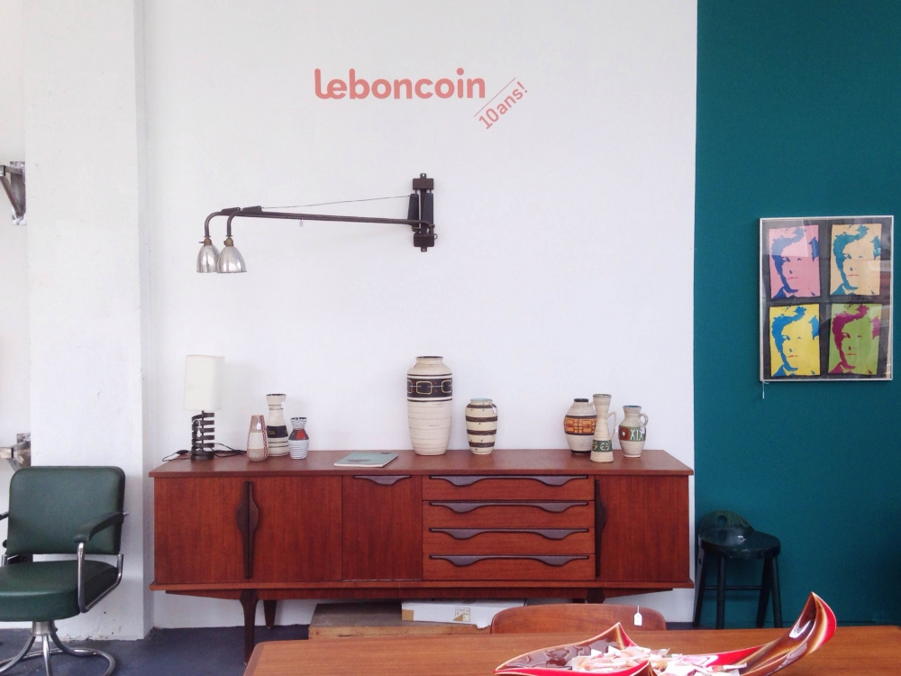 Pop up store Le Bon Coin