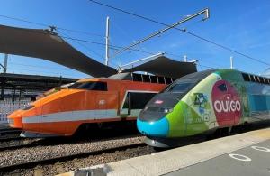 40 ANS DE TGV
